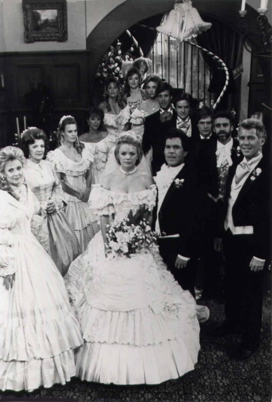 Свадьба иден и круза фото
